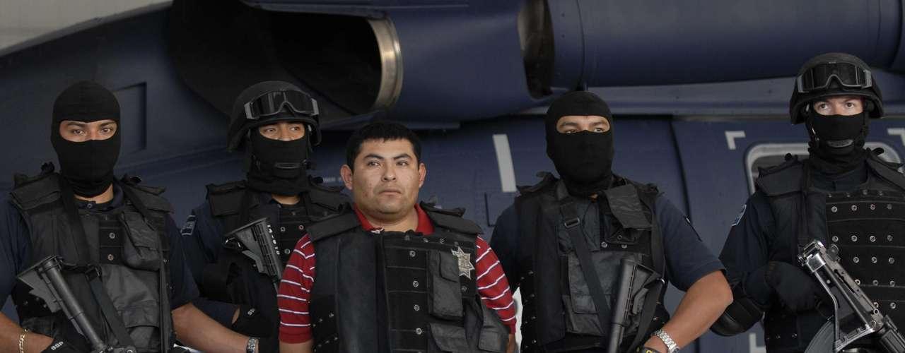 Tras la detención de Jaime González Durán, \