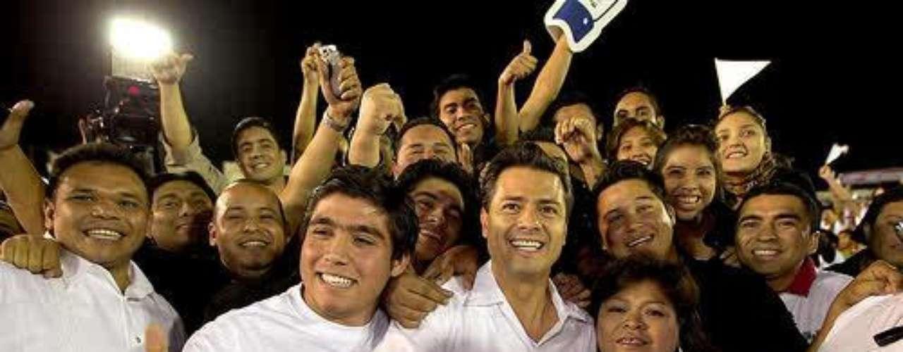 El candidato del tricolor se dijo sentir muy motivado por el recibimiento que le dieron en Yucatán, ya que esa entidad es orgullo de los mexicanos.