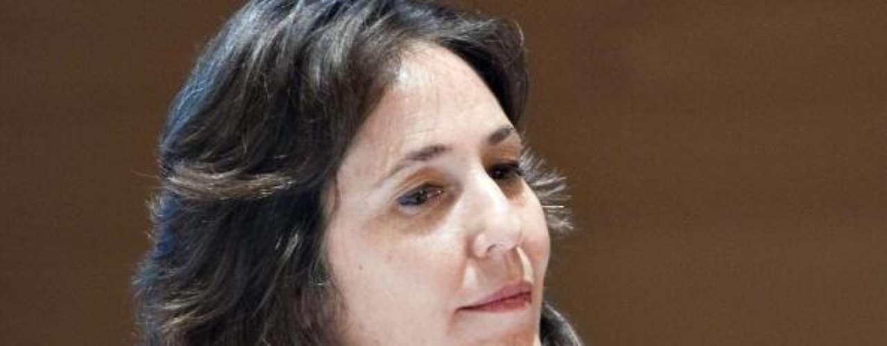 En la imagen, Mariela Castro, hija de Raúl.