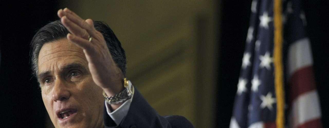 Washington: Romney ganó con el 38% de los votos, Santorum logró un 25% y Paul 24%.