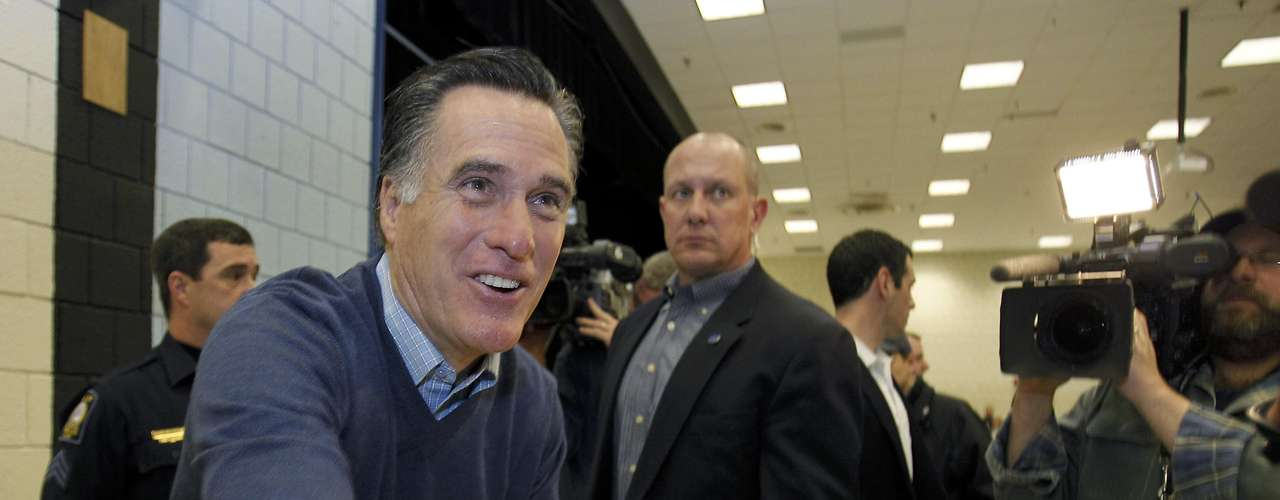 Maine: Romney ganó con el 39% de los votos, Paul obtuvo el 36% y Santorum 18%.