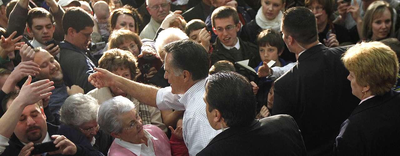 Idaho: Romney ganó con un 62% de los votos, Santorum obtuvo un 18% y Paul consiguió el 18%.