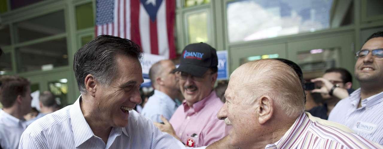 Puerto Rico: Ganó Romnney con el 82%, Rick Santorum obtuvo solo 8%, Newt Gingrich un 2% y Ron Paul 1%.