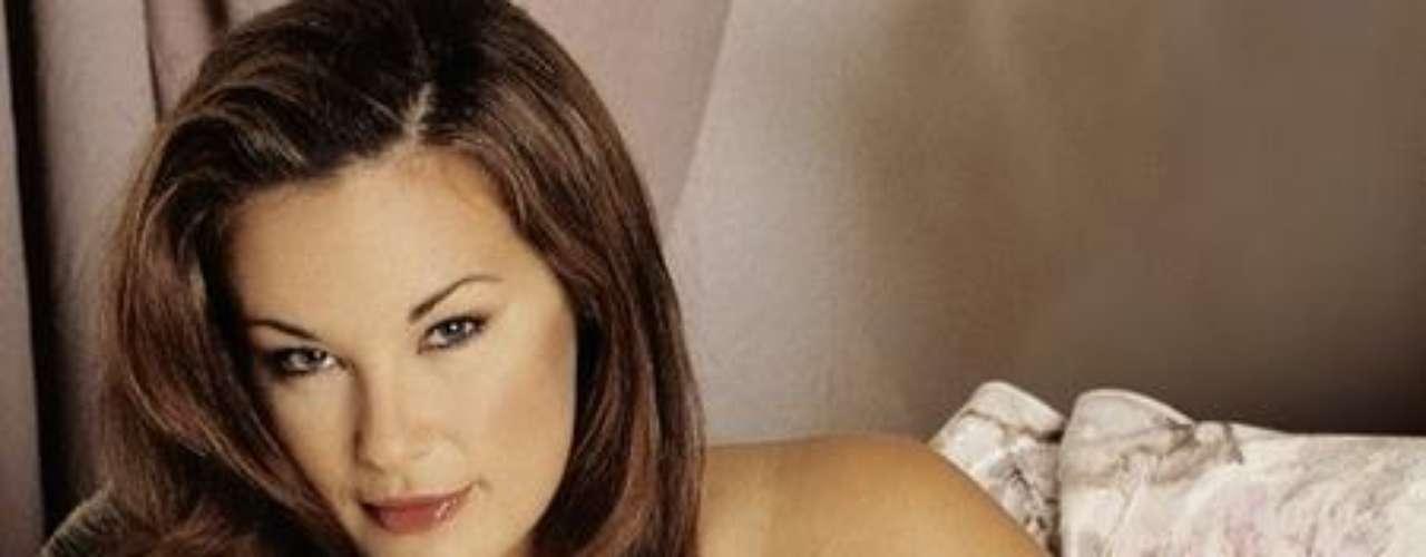 Barbara Brickner ha mantenido una carrera como modelo de tallas grandes desde hace más de 10 años, sobre todo para la empresa italiana Elena Miró.