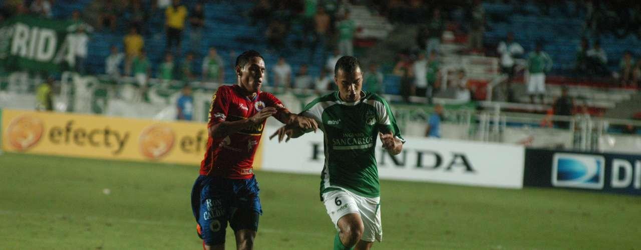 El equipo de Flavio Torres consiguió en la última jornada del todos contra todos la clasificación tras sacar un agónico empate ante Cúcuta en condición de visitante