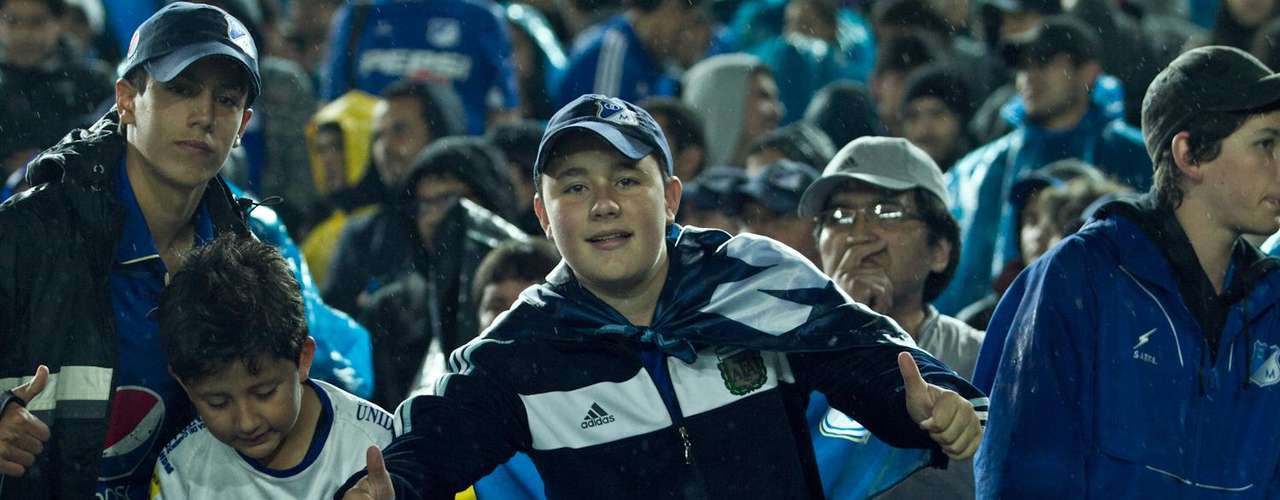 Los tres goles de Humberto Osorio Botello, figura del equipo aseguró tras el partido que las ganas y la actitud fueron la motivación para buscar remontar.