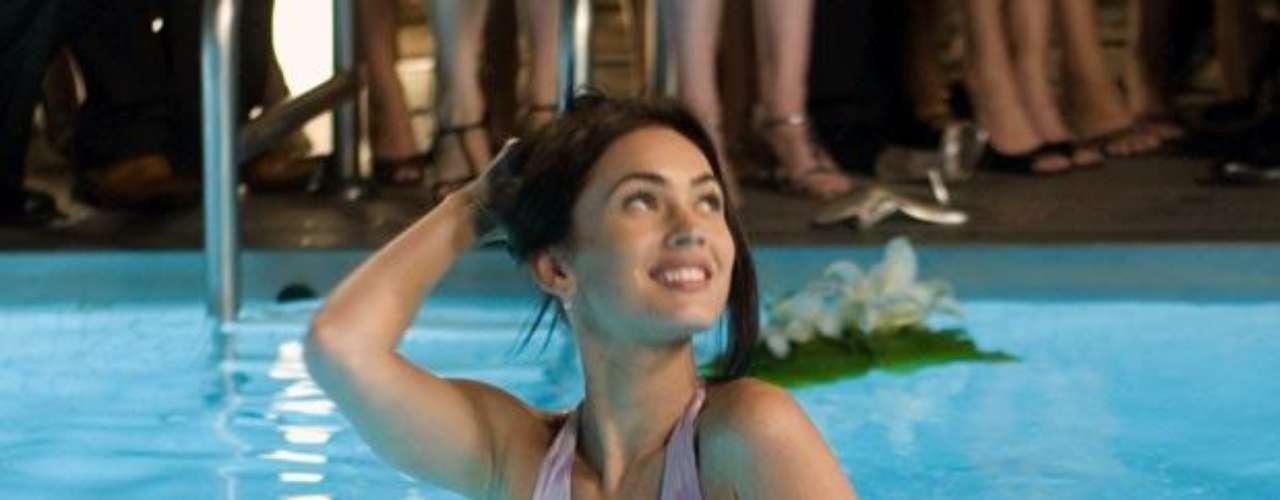 En 'Cómo Perder a tus Amigos', Megan Fox interpretó a una actriz inmersa en su propio ego... algunos dijeron que no estaba tan lejos de la realidad.