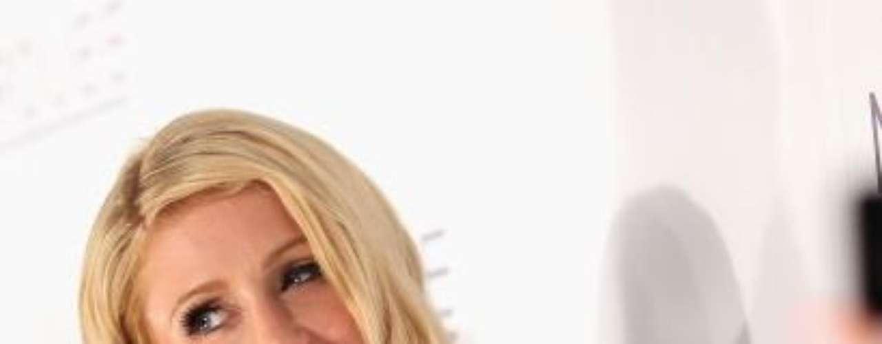 5. Paris Hilton. Aunque las hermanas Kardashian le han robado cierto protagonismo, la multifacética Paris se mantiene todavía en la lista.