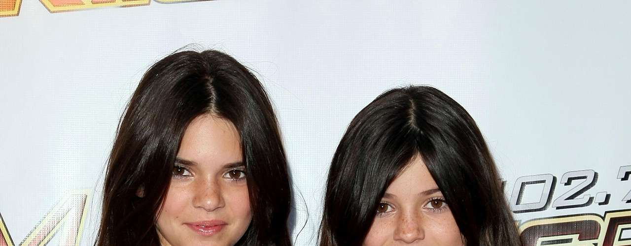 La pequeña Jenner empezó su carrera de modelaje con la línea Crush Your Style, de las tiendas Sears.