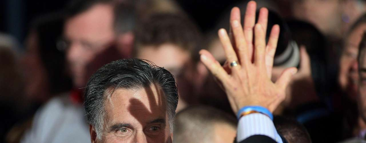 Wisconsin, Washington D.C., Maryland: Mitt Romney ganó las primarias del 3 de abril en tres estados. En Wisconsin obtuvo el 42%, en Maryland el 49% y en Washington D.C. el 70%.