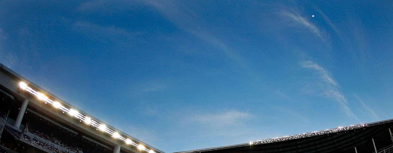 La vista desde cualquier punto del estadio es sencillamente espectacular.