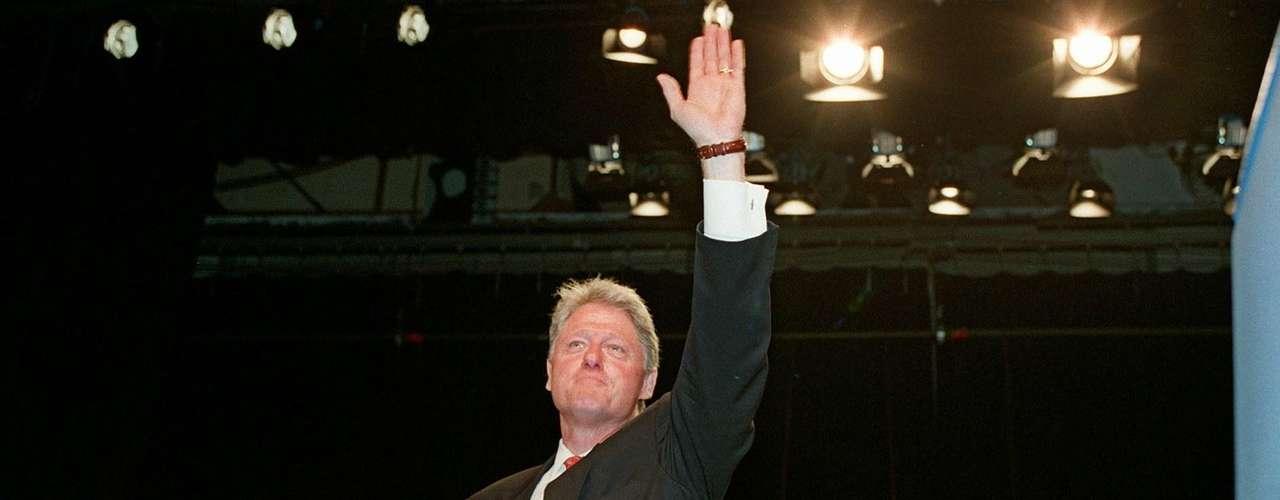Reelección de Bill Clinton- El Profeta de América tuvo un acierto político cuando anticipó que Bill Clinton volvería a ganar la presidencia de Estados Unidos en noviembre de 1997.