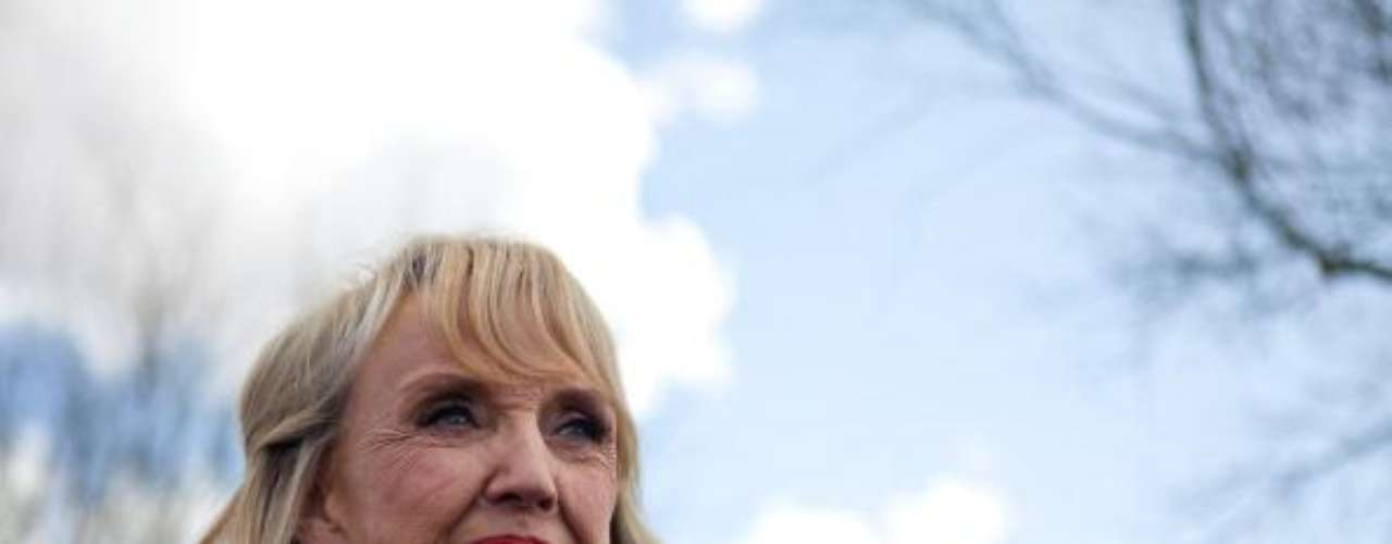 Jan Brewer, la polémica gobernadora de Arizona, fue capaz de recolectar 26.174 votos (26.603 en contra) para quedar por encima del actual presidente Barack Obama. \