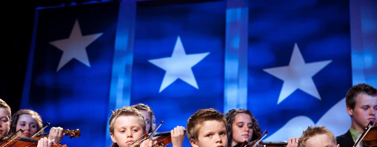 La familia Duggar no sólo tiene su reality show. También ha hecho apariciones públicas para apoyar causas conservadoras.