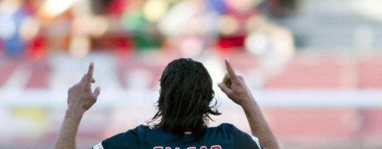 El Tigre marcó nuevamente al Mallorca, solo que esta vez de nada serviría pues el Atlético cayó derrotado 2-1. Por la jornada 28 de Liga