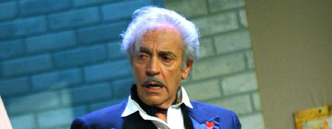 Julio Alemán recibió varios reconocimientos a lo largo de su trayectoria.