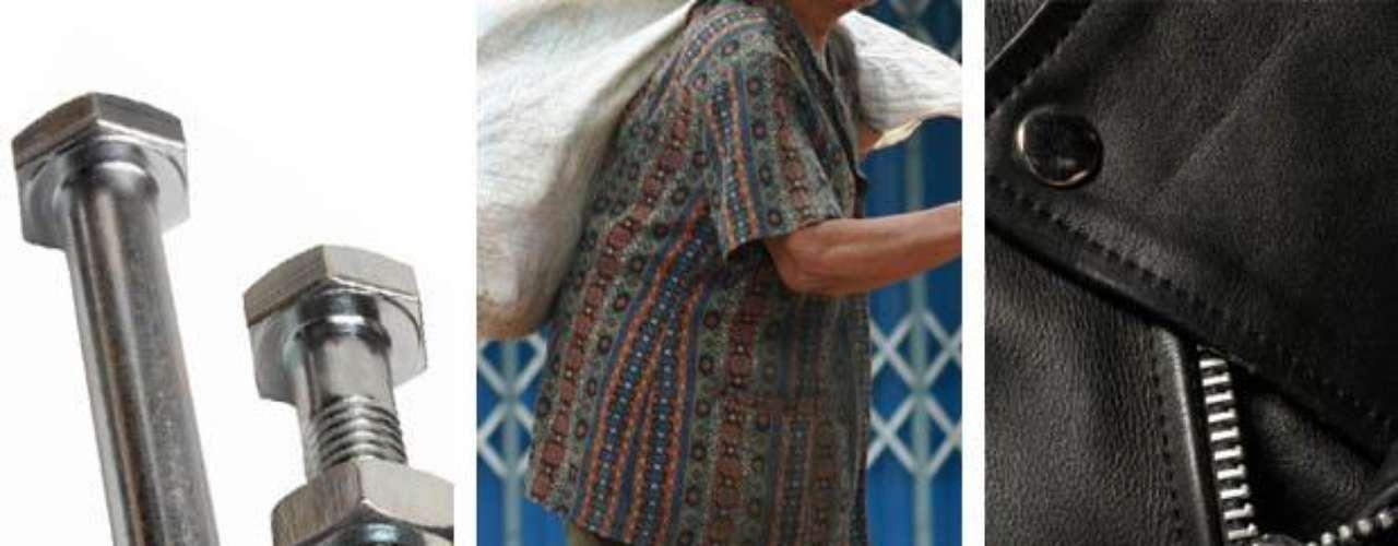 También hubo grupos narcos de Perú que reclutaron a ancianas y abuelos pobres para usar como mulas, otros narcos que quisieron traficar cocaína en tornillos (eran tizas de cocaína cubiertas de metal, y hasta escondida en abrigos y camperas. El embarque iba hacia Canarias, España, donde la temperatura promedio es cálida, por lo que eso fue la primera alerta para las autoridades. En la parte media de las prendas había 13 kilos de cocaína.