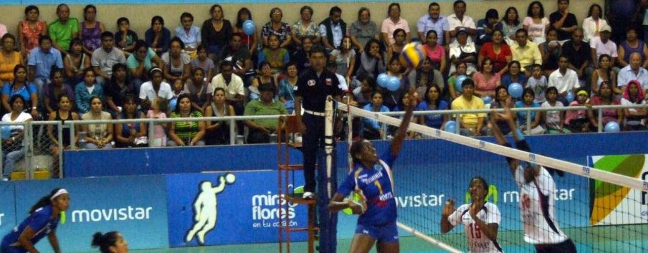 Como se recuerda, la primera final también la ganó el sexteto de Géminis al vencer a la Universidad San Martín con parciales de 25-21, 25-21 y 25-14 en una hora y 10 minutos.