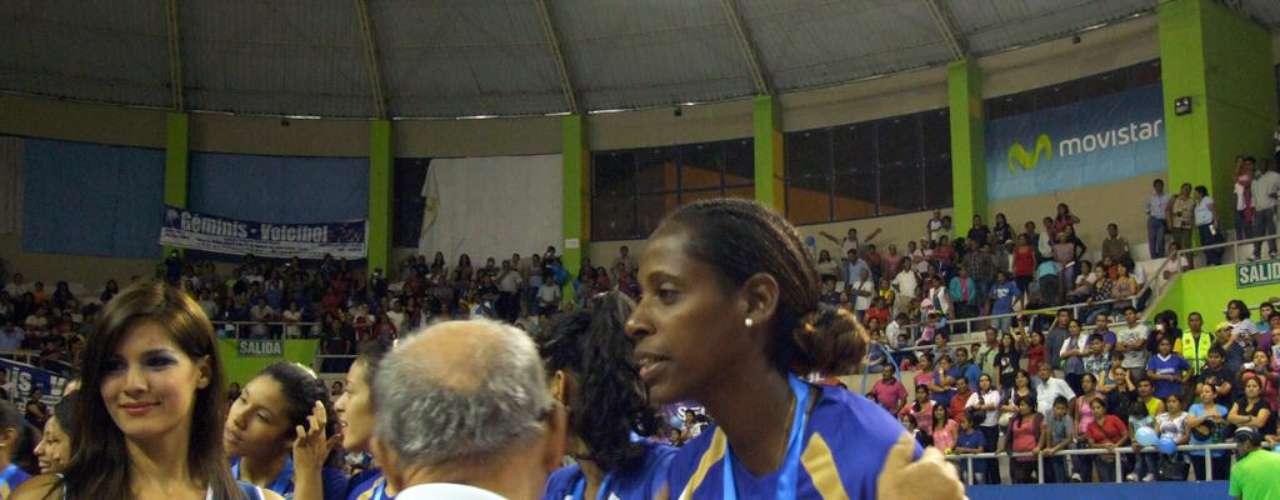 Géminis se coronó campeón de la Liga Nacional de Vóley.