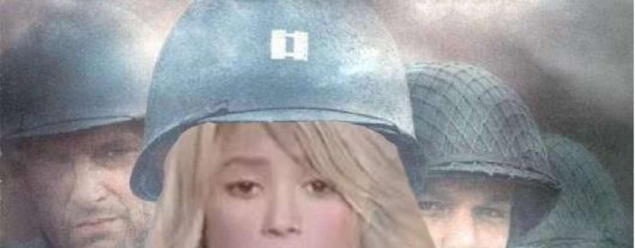 Un gran número de críticas se han generado en redes sociales después que Shakira confundiera la letra del  himno nacional en la VI Cumbre de las Américas. En la primera estrofa, la cantante dijo 'La libertad de ublime' cuando debió decir 'La libertad sublime'.  En Facebook ya existen grupos como 'Liberen a Ublime', 'Unidos por la liberación de Ublime', 'Queremos la libertad de Ublime', entre otros. Estas son algunos de los chistes publicados en redes sociales sobre la equivocación de la cantante. Haz click en el enlace en la parte inferior para ver el video completo.