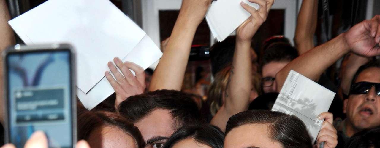 En el teatro Chino de Los Angeles, Zac Efron, el recordado galán de High School Musical, estrenó su nuevo filme, \