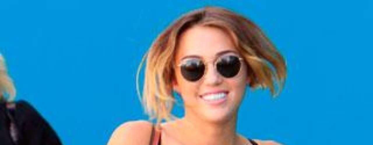 Miley Cyrus ha asegurado que la pérdida de peso se debe a que es alérgica al gluten y a los lácteos.