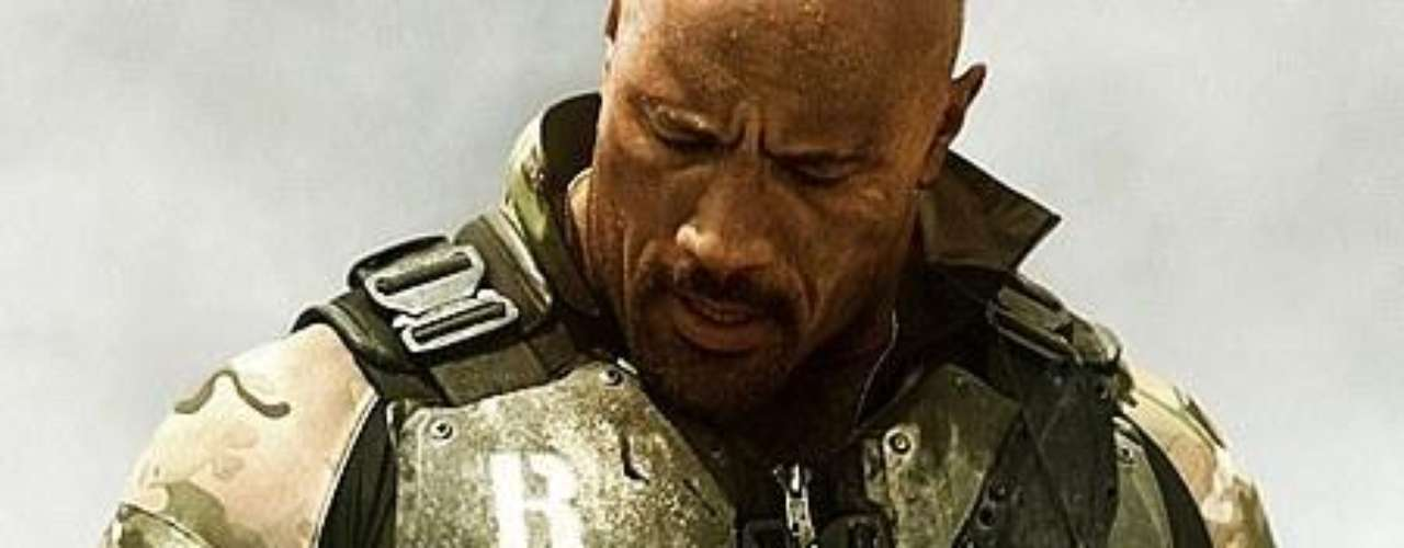 Dwayne Johnson como Roadblock.