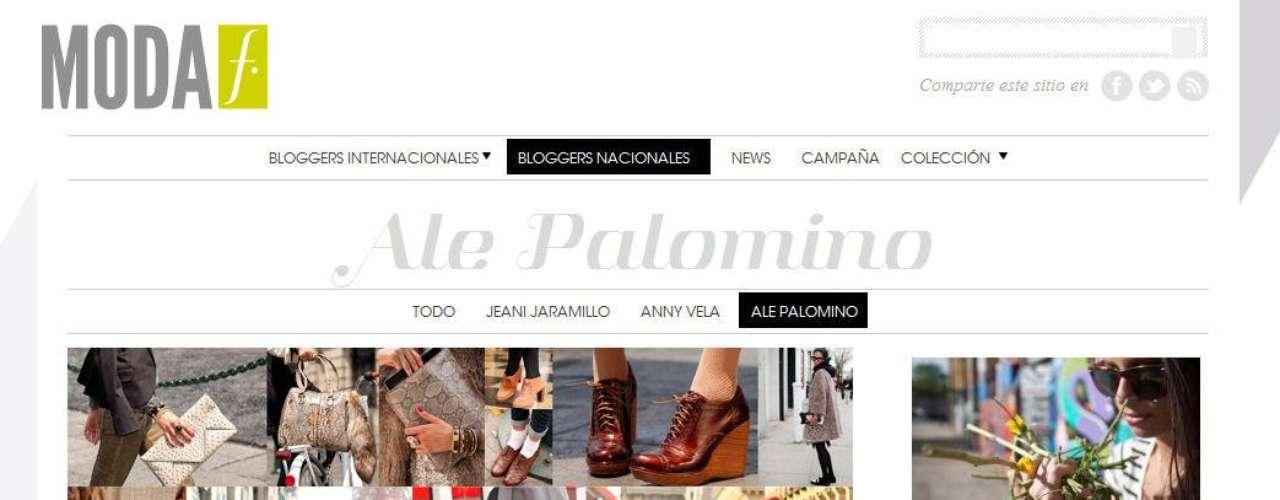 Saga Falabella ha incluido a las blogueras en su última campaña. Y les ha dado tribuna a 3 bloggers nacionales y 5 internacionales en su página web. Anny Vela, Jane Jaramillo y Alejandra Palomino son las peruanas cuyas columnas encontrarás en Modasagafalabella.pe. El contenido de los blogs internacionales es importante, ya que la inspiración de las blogueras peruanas viene de afuera.