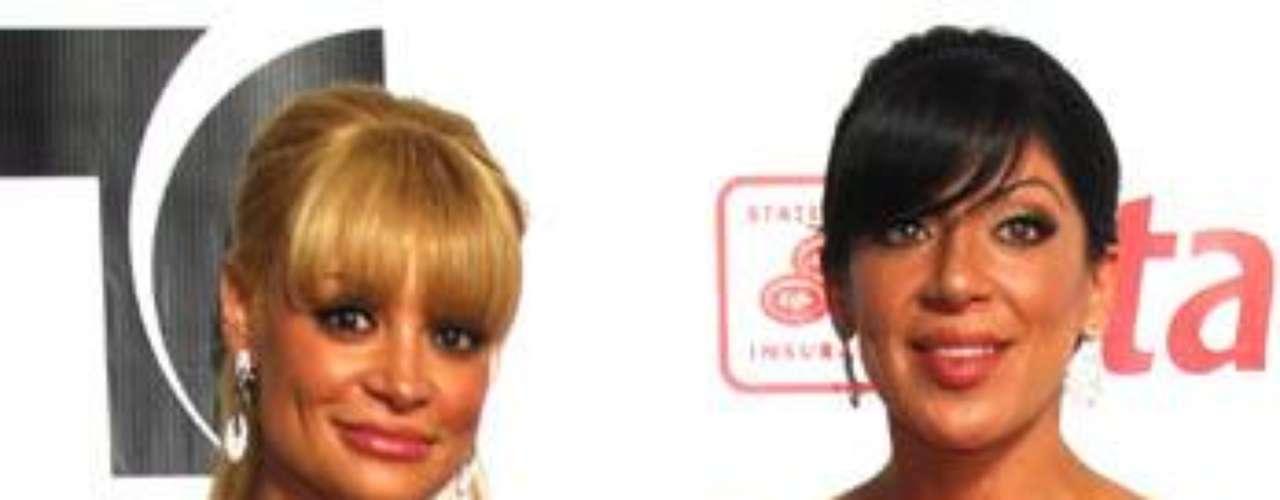 Las hermanas Terrazas son una bomba de seducción en los Latin Billboards.