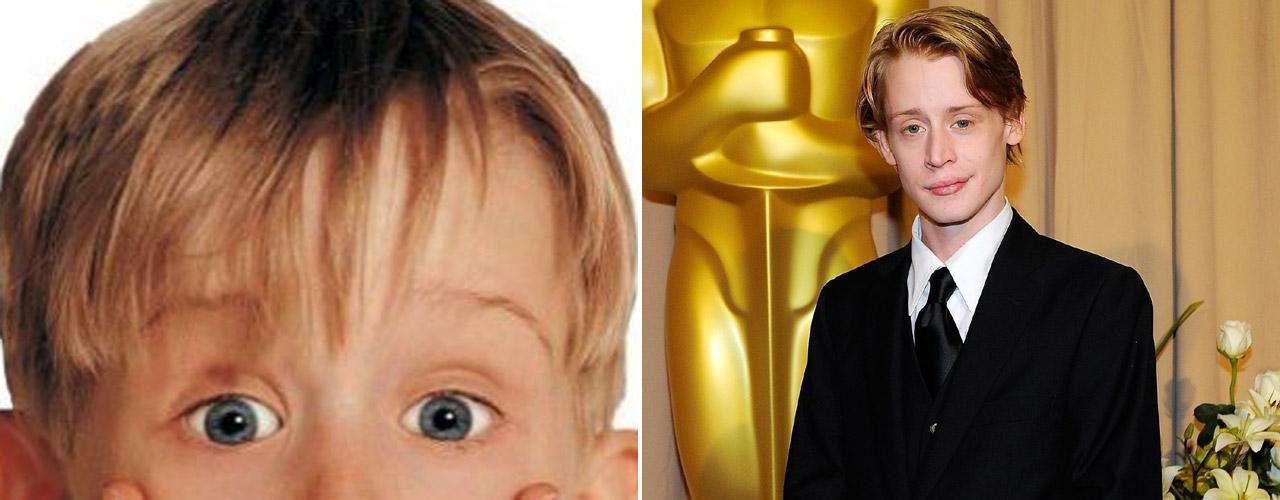Macaulay Culkin fue, tal vez, el mayor astro juvenil de los 90 gracias al papel de 'Kevin McCallister' en 'Mi Pobre Angelito' (Home Alone, 1990). Su carrera acabó en decadencia debido al constante abuso de drogas y alcohol, y por otros problemas familiares. Su filme más reciente es de 2007: 'Sex and Breakfast'.