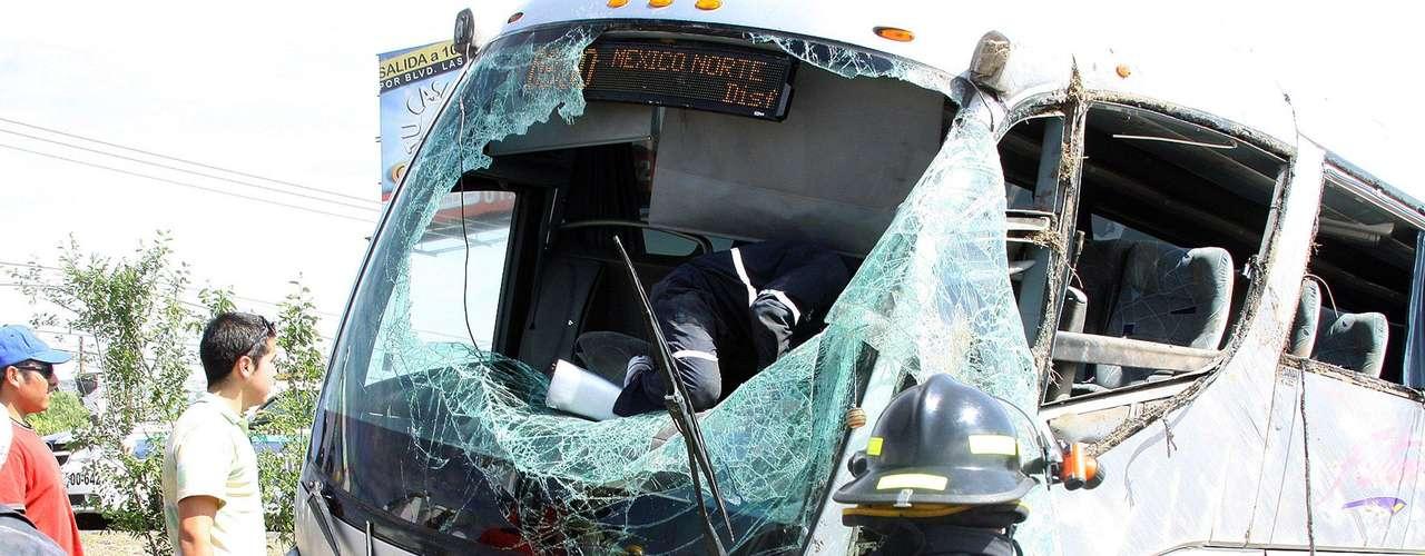 Un autobús de pasajeros volcó el 20 de marzo del 2012 sobre la carretera México-Pachuca a la altura del poblado de Matilde. Se reportaron ocho lesionados que fueron atendidos por los cuerpos de emergencia de Pachuca.