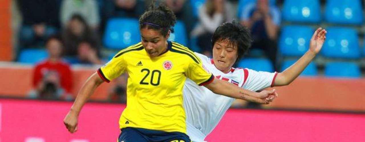 La selección Colombia femenina jugará contra EE. UU. en los Juegos Olímpicos de Londres 2012