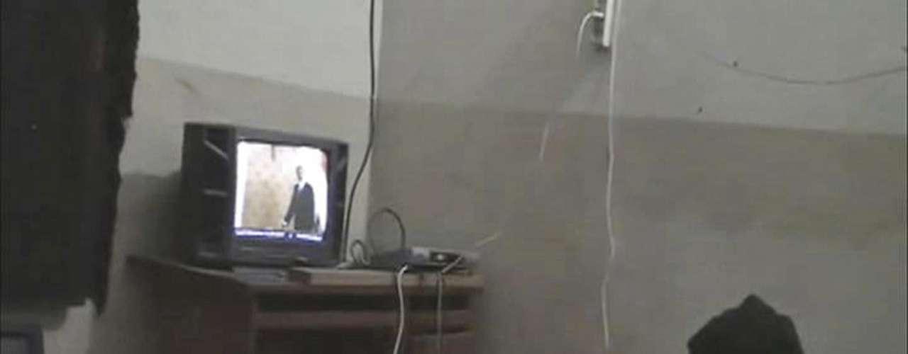 Un video difundido por la Defensa de EE.UU. muestra cómo vivía bin Laden los últimos días en su residencia de Abbottabad, Pakistán, en donde fue capturado y abatido en mayo del 2011.