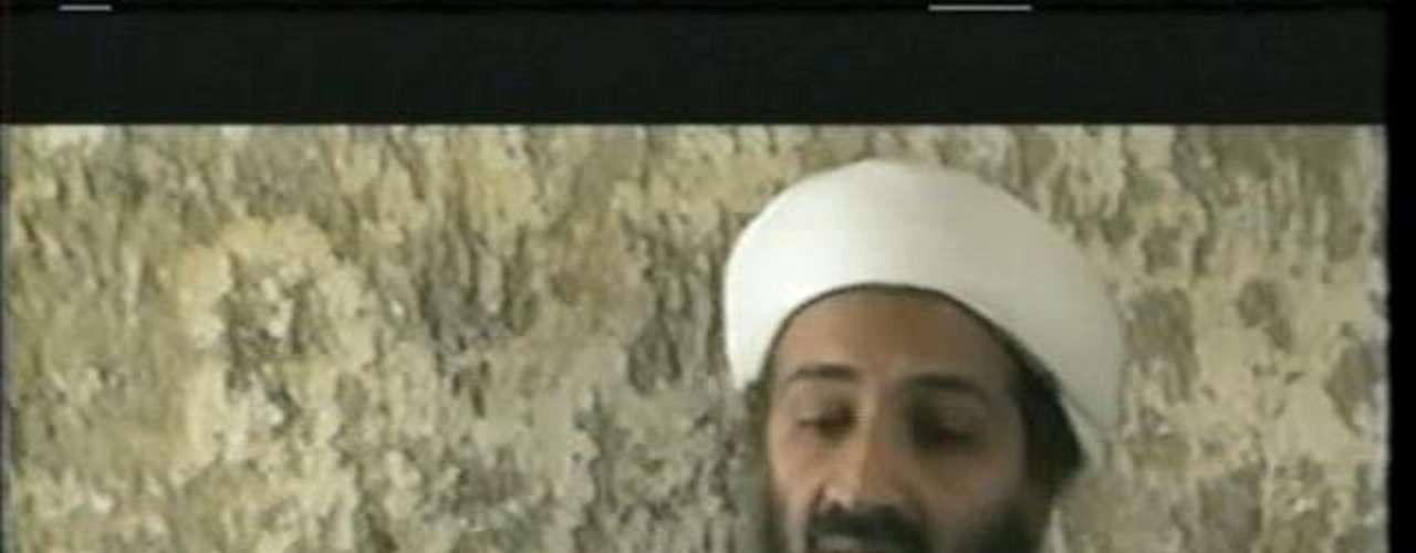 Un video proporcionado por el Departamento de Justicia de EE.UU. muestra a Osama bin Laden en una entrevista para CNN en 1997.