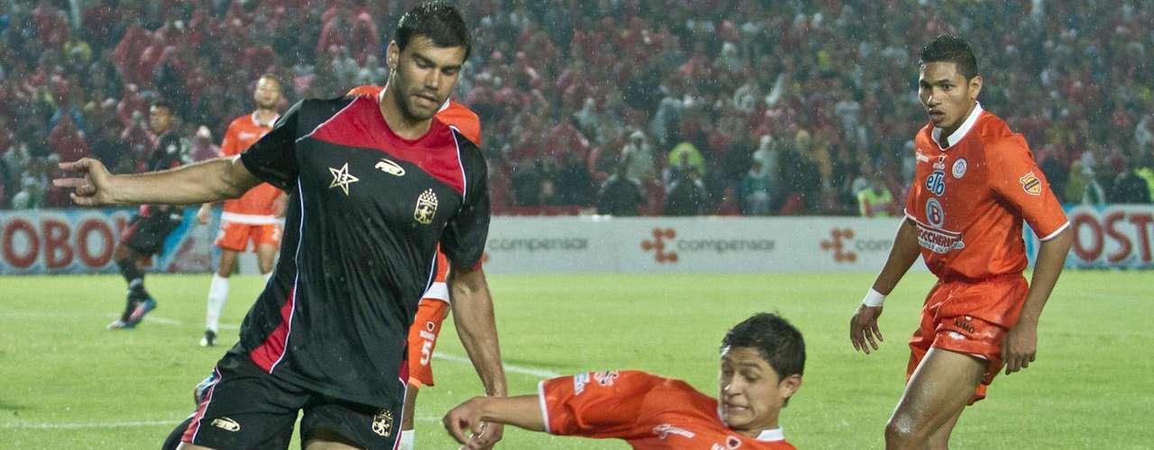 Los dirigidos por Eduardo Lara marcaron a través de Yamilson Rivera, Luciano Ospina y Steven Mendoza. Los dos goles de Academina los marcó Alexander Beltrán.