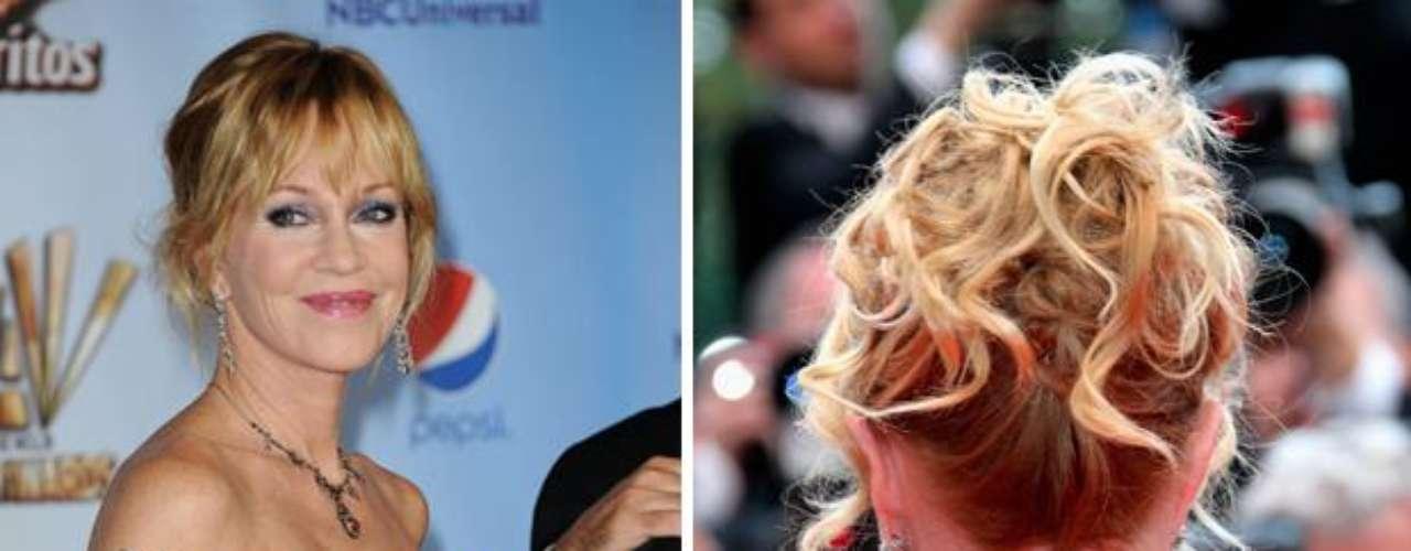 La actriz Melanie Griffith ha dejado muy claro su amor por Antonio Banderas.