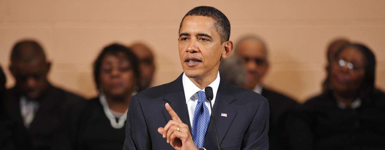 No quedan dudas que Obama profesa la religión cristiana. No obstante, ha dicho en reiteradas ocasiones que respeta al resto de las creencias.