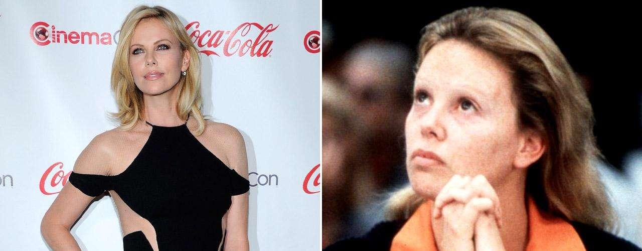 El sacrificio de Charlize Theron para su interpretación de la asesina 'Aileen Wuornos' (con los 14 kilos que subió para el personaje incluidos), se transformó en el reconocimiento de la industria y un premio Oscar como mejor actriz del año.