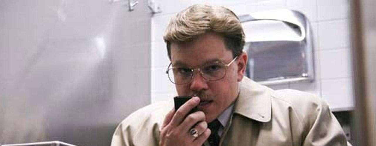 Matt Damon ha subido y bajado de peso para adaptarse a sus personajes en más de una ocasión. En 1996 bajó casi 20 kilos para interpretar a un veterano de guerra en 'Valor bajo Fuego'.