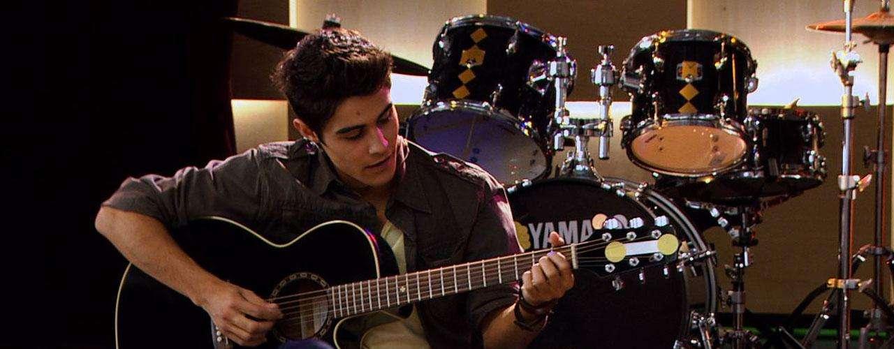 La música será uno de los elementos principales en 'Violetta'.