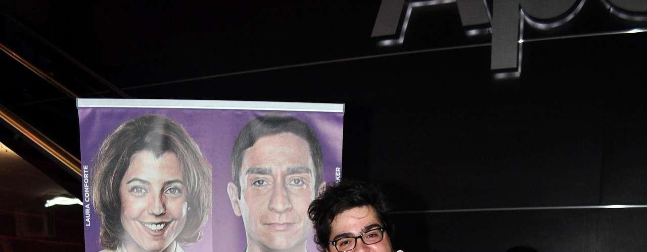 Felipe Colombo y Darío Barassi: un galán y un antigalán, juntos en el estreno de \