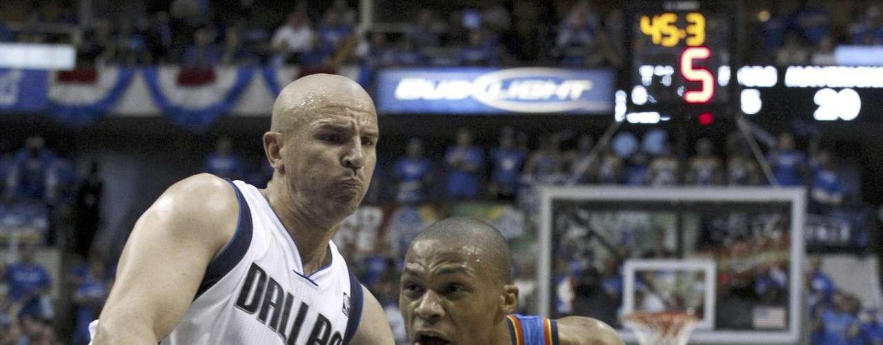 Miami Heat y Oklahoma Thunder sentenciaron prácticamente sus series, en la primera ronda de playoffs de la NBA, al lograr una ventaja de 3-0 sobre los Knicks y los Mavs respectivamente.
