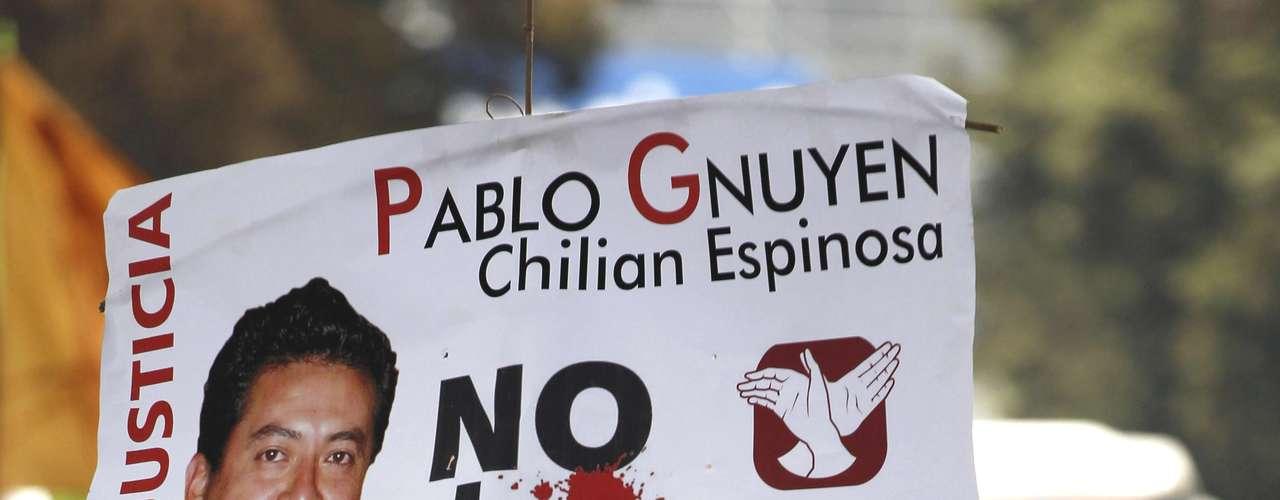 La PEC denunció lo rápido que se está deteriorando la seguridad de los periodistas en Latinoamérica y condenó los recientes asesinatos de profesionales en México y Brasil.