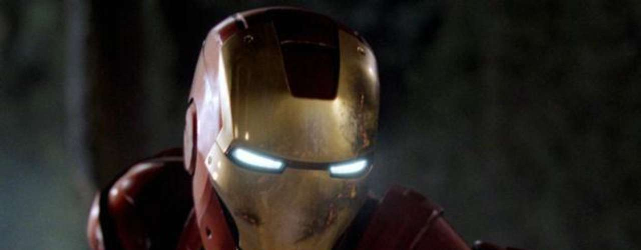 Iron Man es Robert Downey Jr. en la exitosa cinta de Marvel.