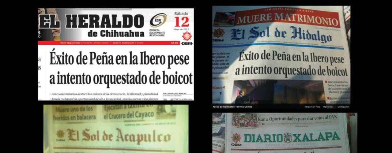 El tuit de @eligeamlo fue Mario Vazquez Raña confía en el ¿cuarto poder?