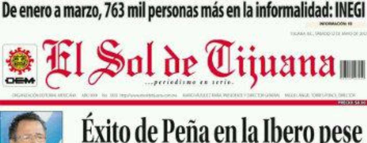 @FeliferMacias critició: Pueden creer esto?este es el DESCARO de Mario Vazquez Raña defendiendo a #PeñaNieto #IBERO @anticorrupcion