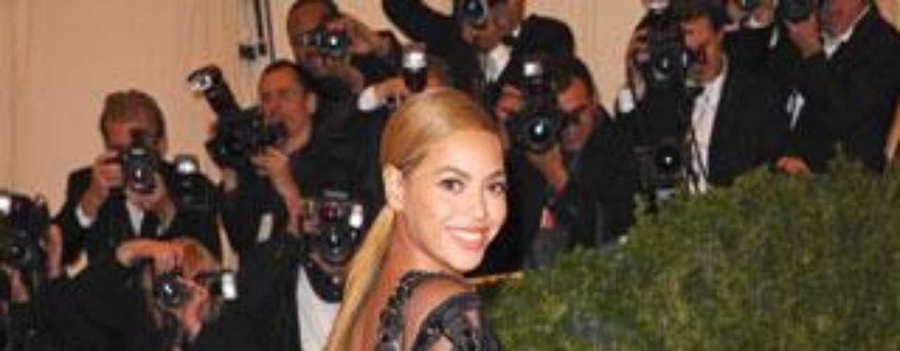 Beyonce de Versace