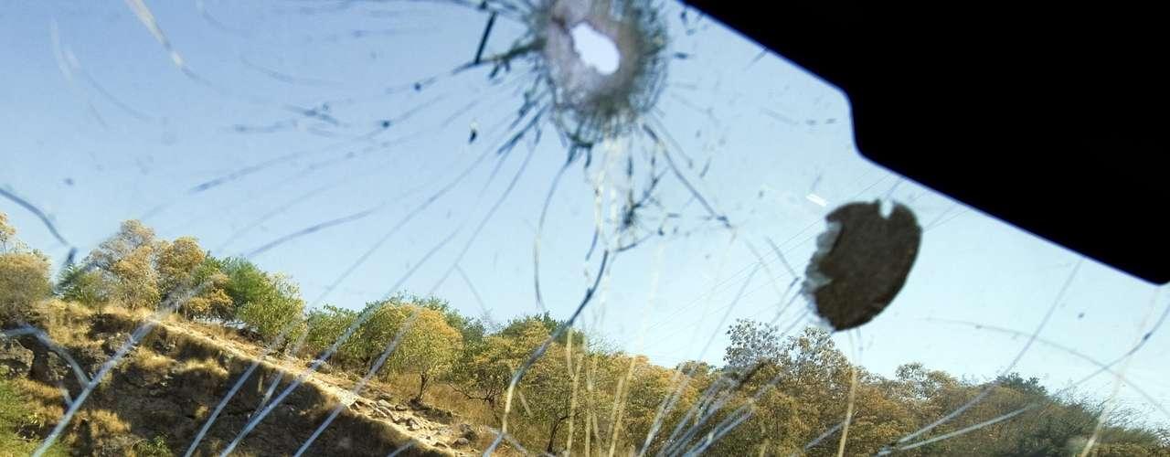 El 10 de abril los enfrentamientos entre los mismos grupos del narcotráfico dejaron al menos 15 muertos en diversos municipios del estado de Michoacán. (Fuente: EFE)