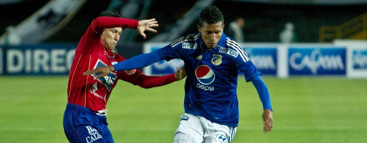En cuadrangulares fue el mejor de su zona, arrancó empatando ante Cali en casa, luego goleó al Tolima en Ibagué 4-0 y sacó otro empate ante Huila en Pasto.