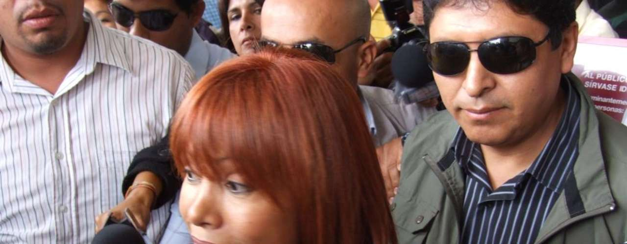 Magaly Medina sentenciada en el Callao